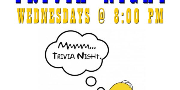 Private: Trivia Night Every Wednesday